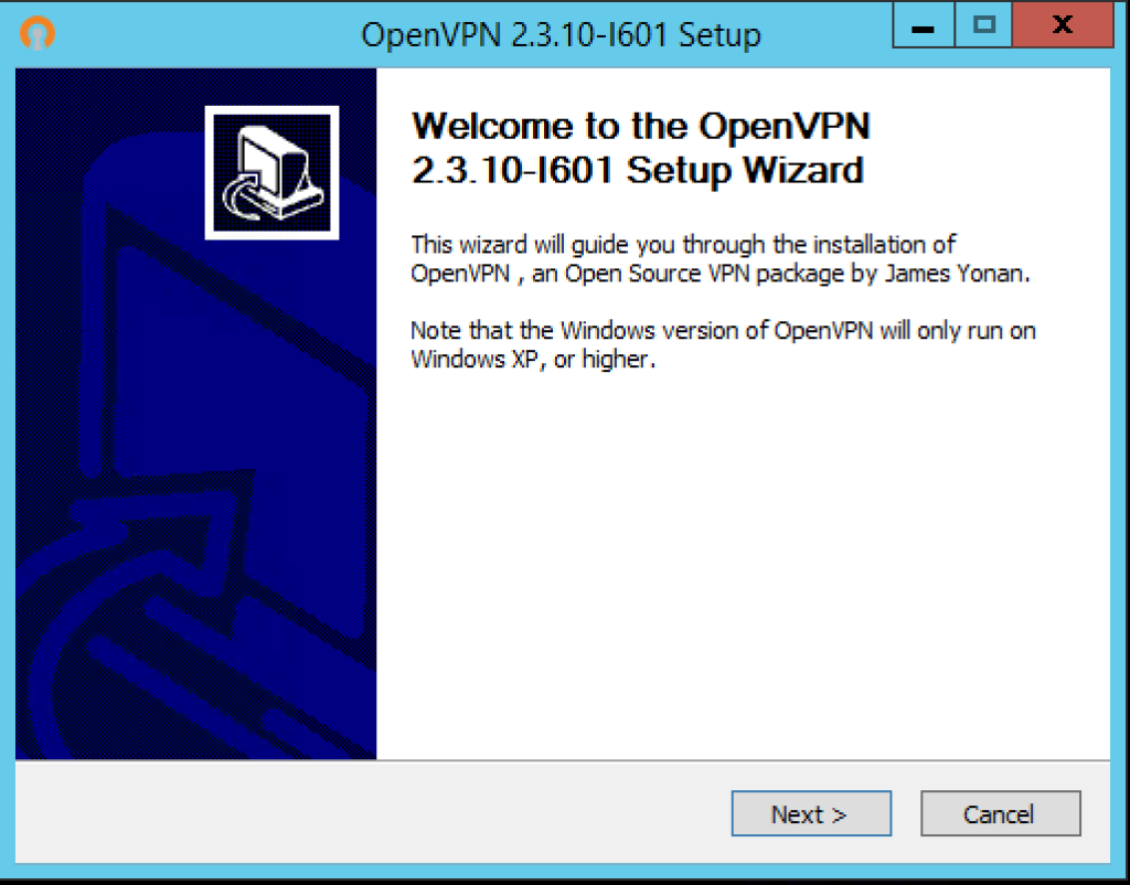 Setting up OpenVPN Server on Windows 2012 R2 – Life in apps
