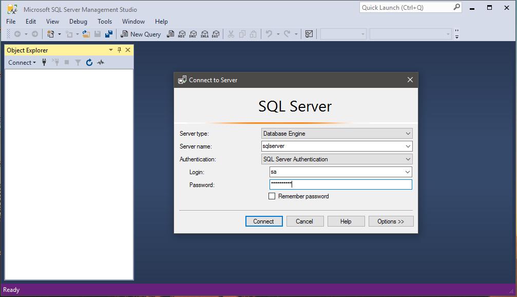 Installing Microsoft SQL Server on Ubuntu Server 16 04 – Life in